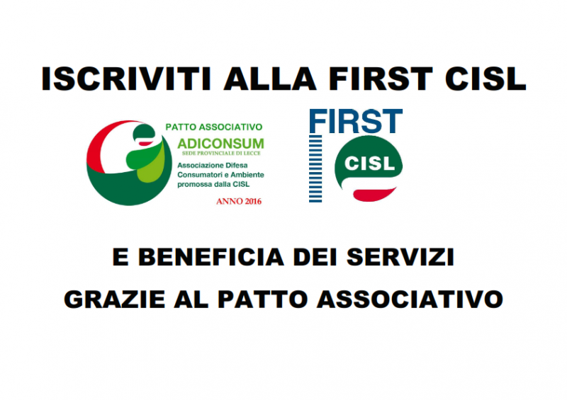 patto cisl FIRST_001