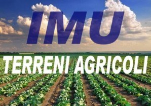 Dal 2016 esenzione IMU per i terreni agricoli