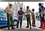 militari e imu