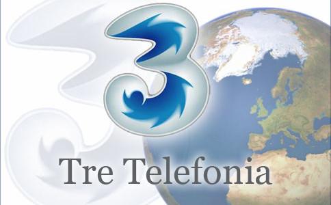 TELEFONIA TRE. Prossimi cambiamenti per piani tariffari internet e costi extra per ricevuta di ritorno sms