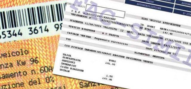 Bollo Auto pagato con carta di credito. Multa all'ACI per comportamento commerciale scorretto