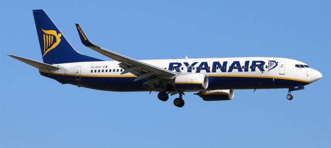 Agcm. Cancellazione voli, aperto procedimento nei confronti di RYANAIR per pratiche commerciali scorrette