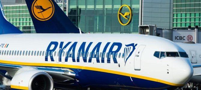 Ryanair riconosce compensazione pecuniaria per ritardo volo aereo