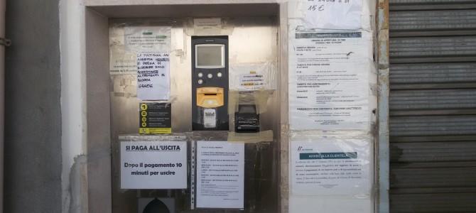 CAOS E DISAGI AL METROPARK DELLA STAZIONE DI LECCE