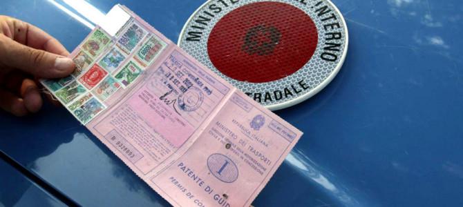 Nel bene e nel male guidare senza patente non è più reato!!!