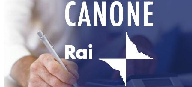 Canone Rai: Domanda di esonero per non detenzione dell'apparecchio