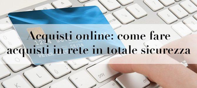 Shopping online natalizio: i consigli della Polizia