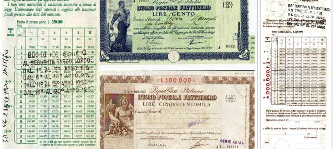 Nuova decisione favorevole ottenuta da Adiconsum Lecce contro Poste Italiane. Recuperato il maggior valore dei buoni fruttiferi postali della serie P/Q
